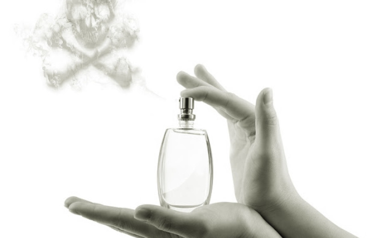 Czy perfumy są szkodliwe?
