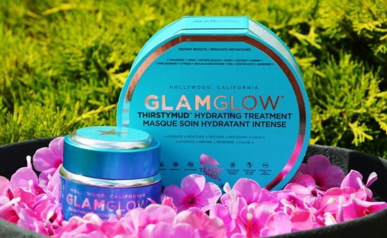 Glamglow ThirstymudTM Hydrating Treatment – Maska intensywnie nawilżająca