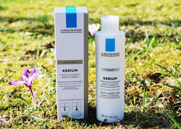 La Roche-Posay, Kerium Szampon przeciw wypadaniu włosów