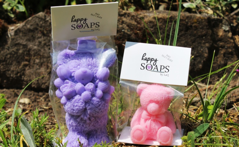 LaQ Happy Soaps – naturalne mydła glicerynowe