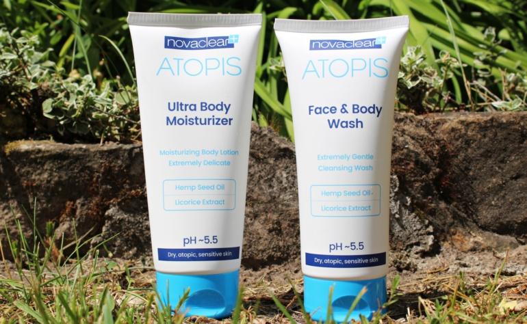 NovaClear, ATOPIS – dermokosmetyki do skóry suchej, atopowej i wrażliwej