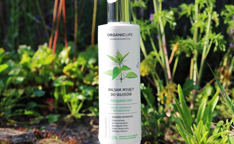 Organic Life, Balsam myjący do włosów – Pielęgnacyjny