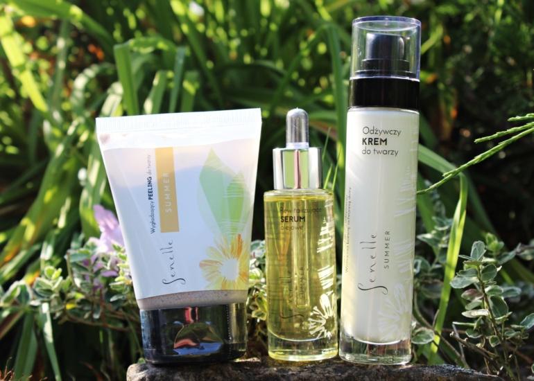 Senelle – kosmetyki naturalne działające cuda!