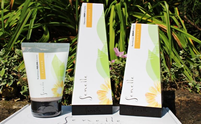 Senelle Cosmetics –  nowa polska marka kosmetyków naturalnych