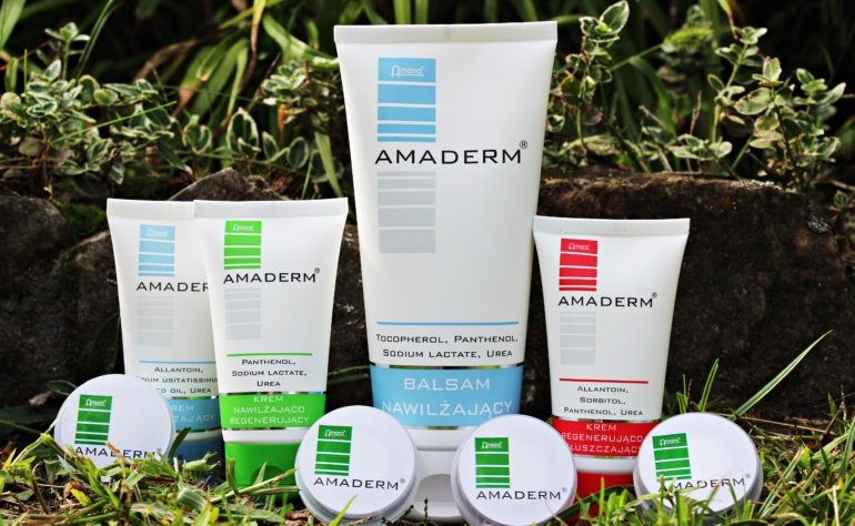 Amaderm – produkty dermatologiczne dla skóry wymagającej