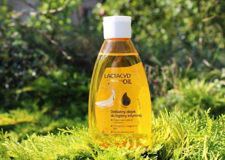 Lactacyd Precious Oil – Delikatny olejek do higieny intymnej