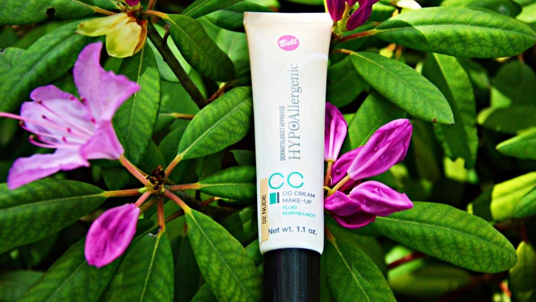 Bell HYPOAllergenic CC Cream Make-Up Fluid Korygujący (Hypoalergiczny krem CC)