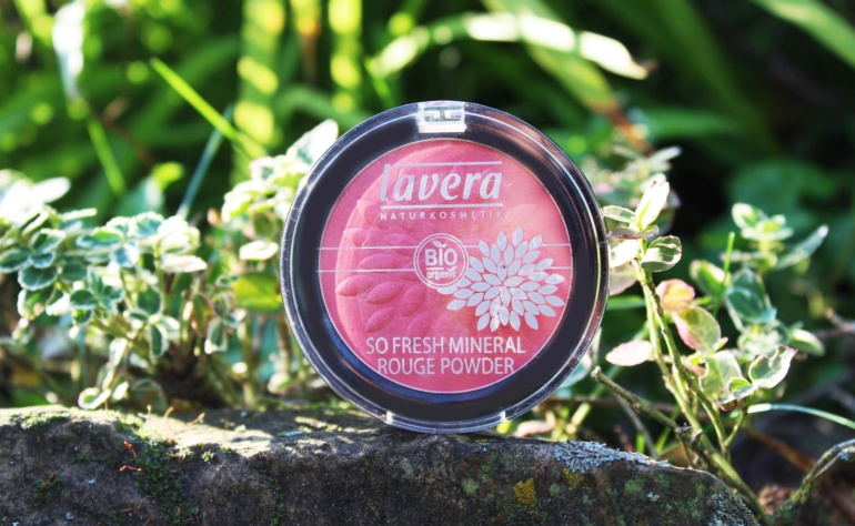 Lavera So Fresh Mineral Rouge Powder – Róż do policzków