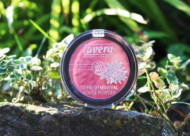 Lavera So Fresh Mineral Rouge Powder – Róż do policzków