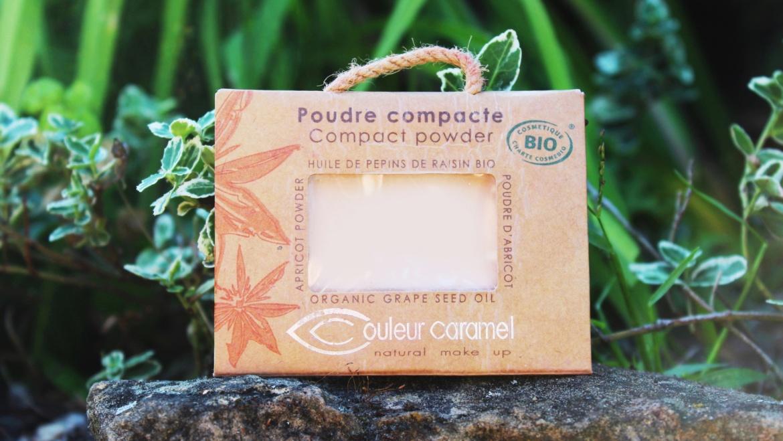 Couleur Caramel Compact Powder – Puder w kompakcie