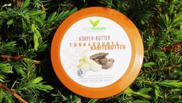 Cosnature, Naturalne odżywcze masło do ciała z Masłem Shea i Tonką