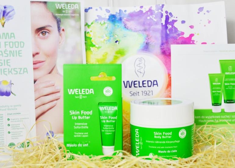 Weleda – gama Skin Food właśnie się powiększa!