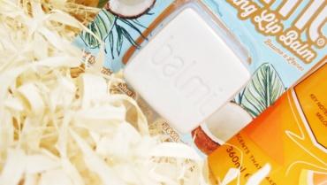 Balmi – kokosowy balsam do ust w poręcznym opakowaniu