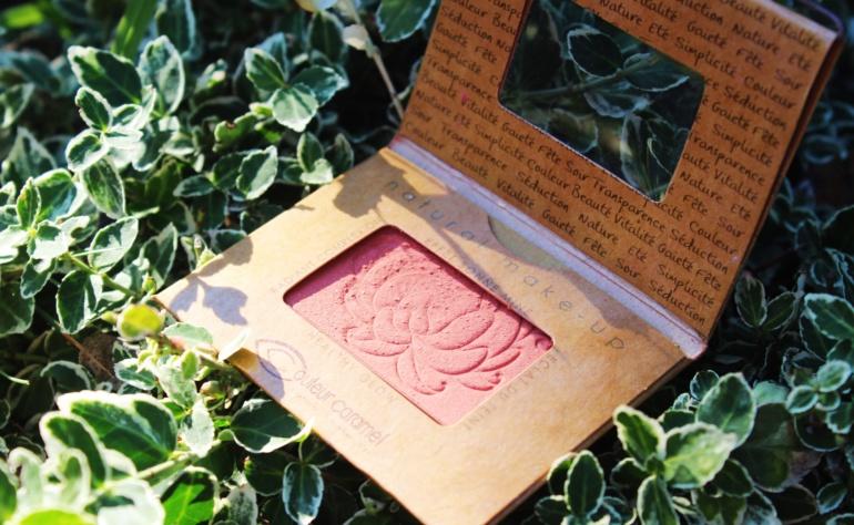 Couleur Caramel, Blush Powder 53 – Róż do policzków (Jasny róż)