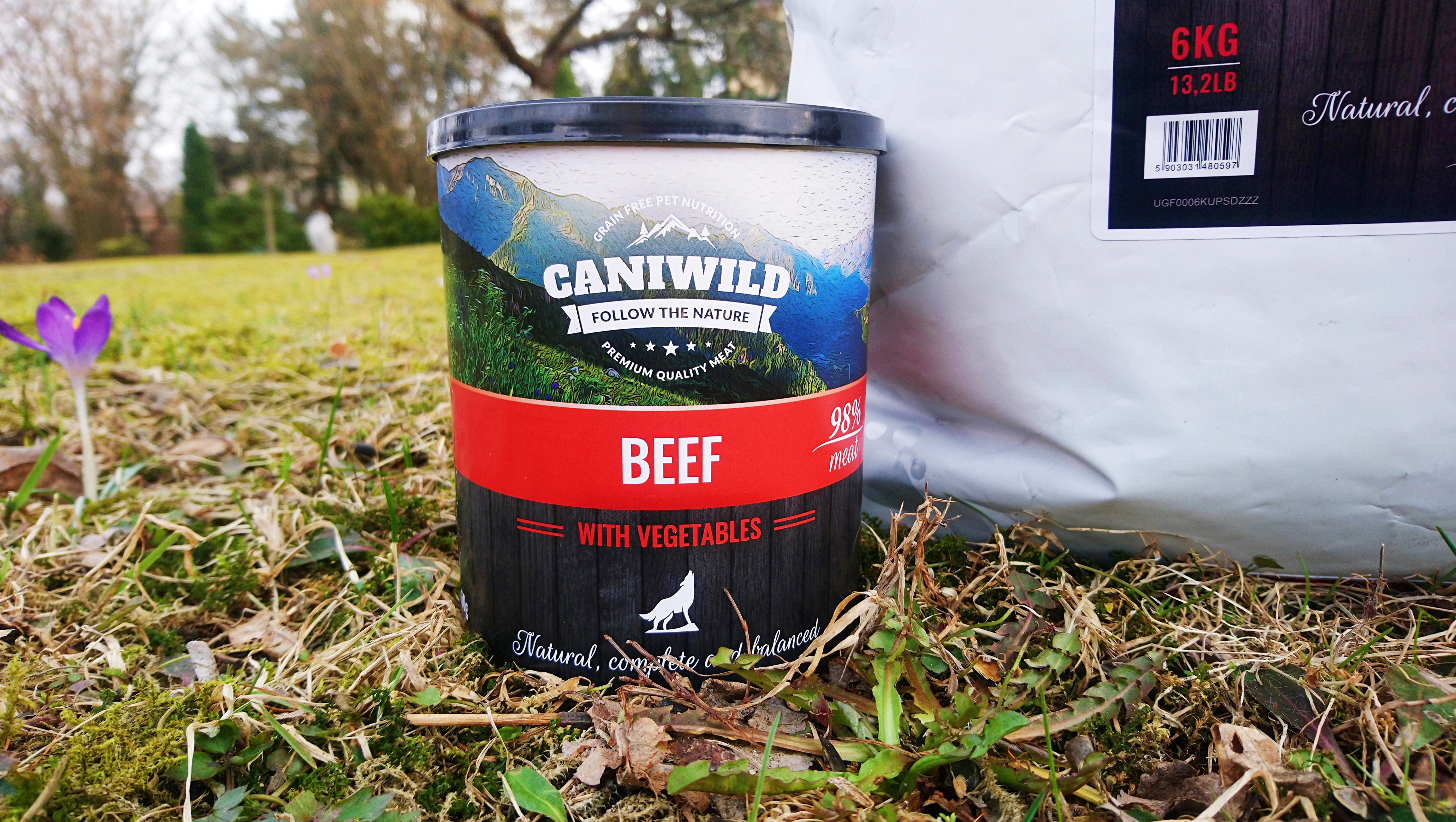 Canivild Beef with wegetables