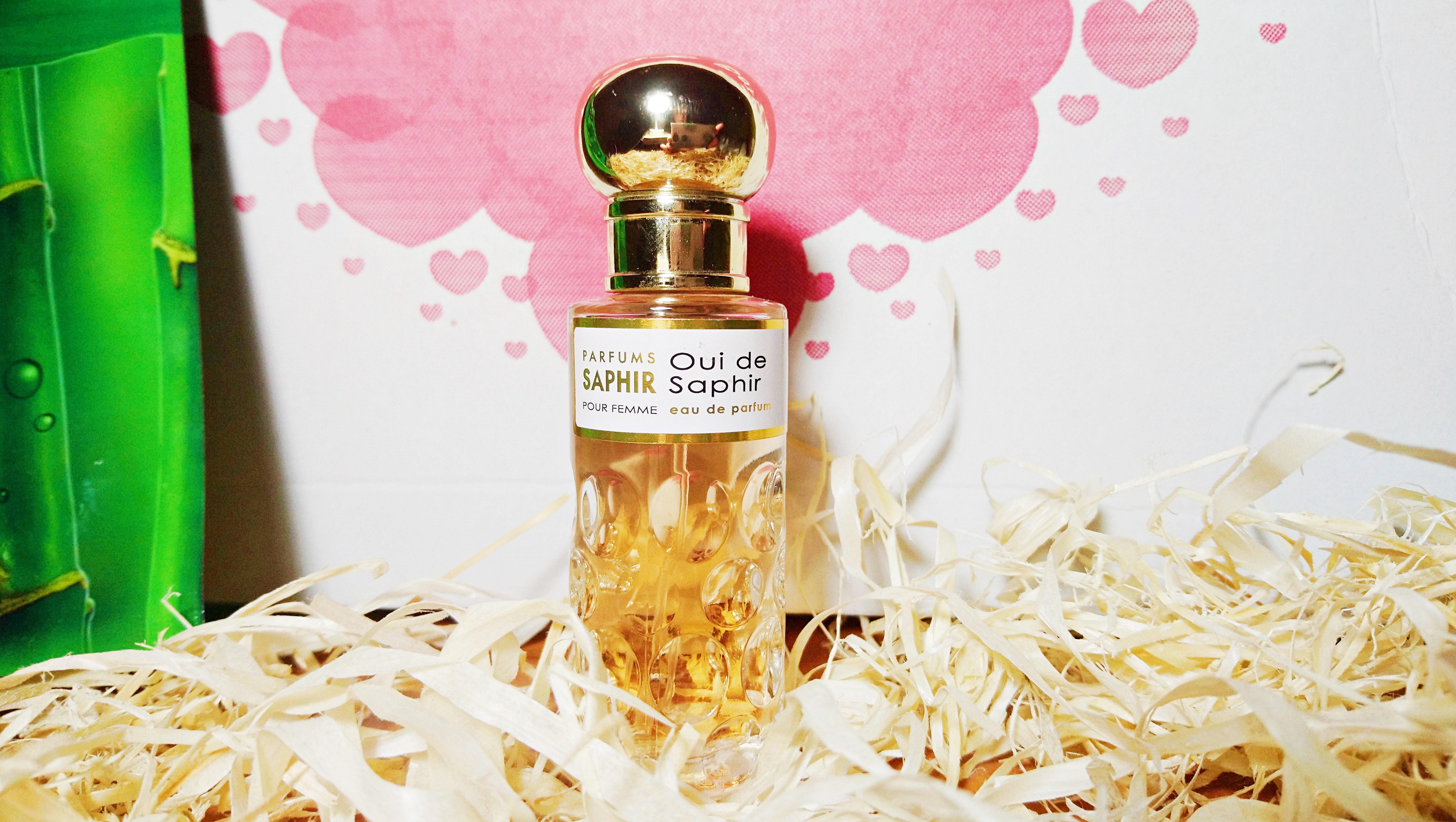Parfums Saphir Pour Femme