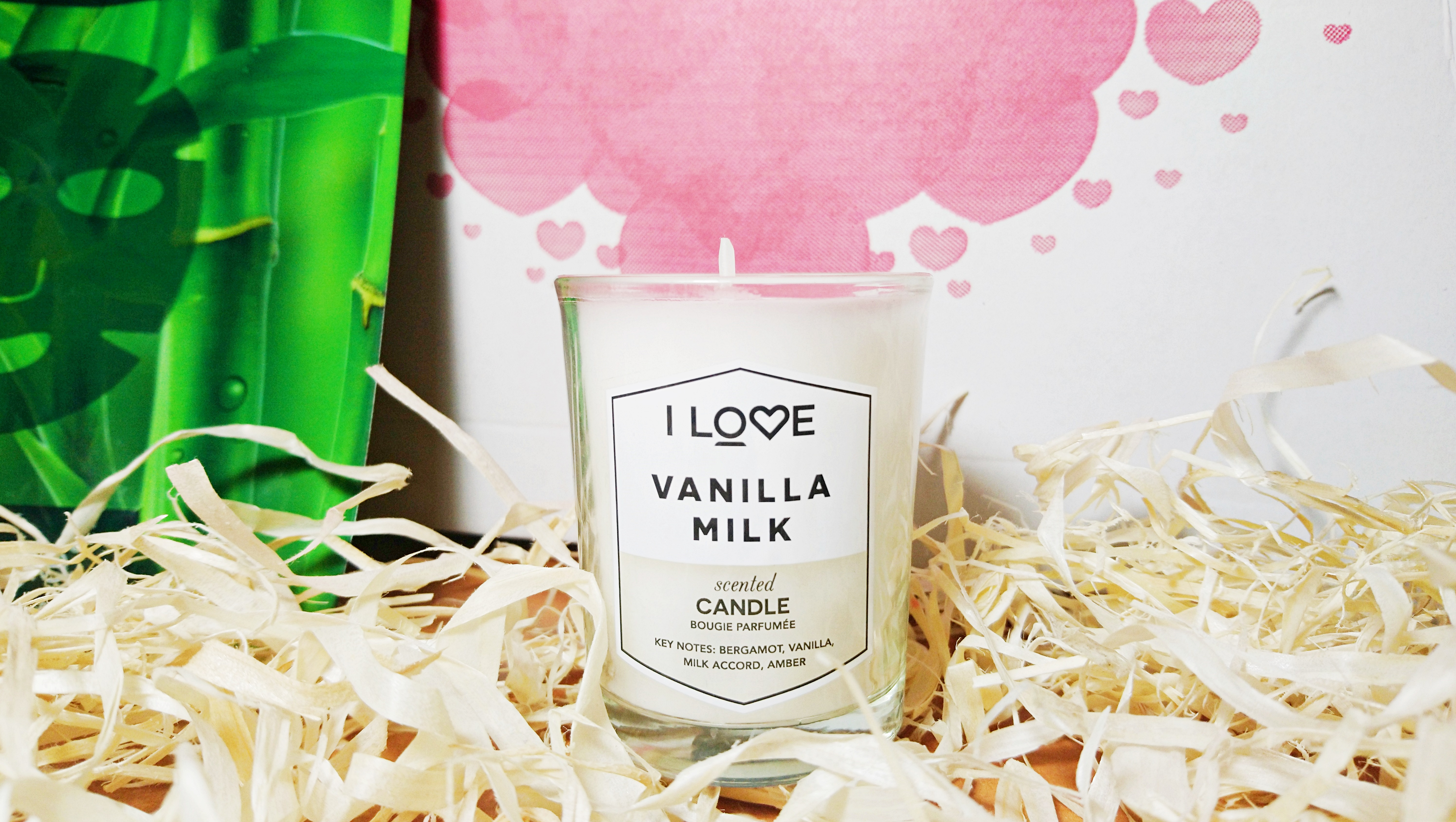 Signature Vanilla Milk Candle