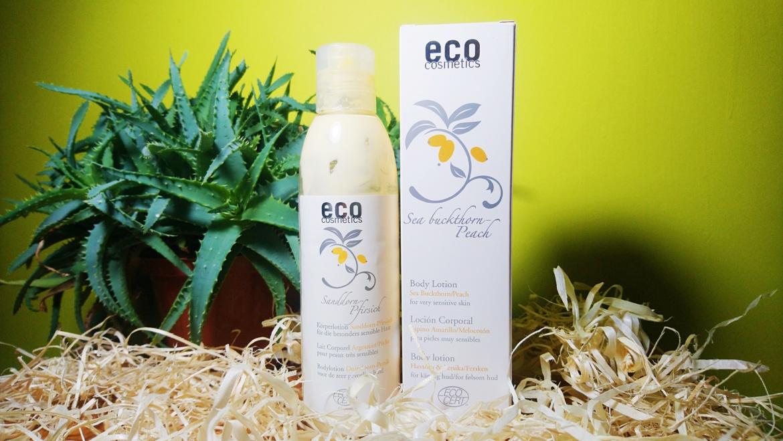 Eco Cosmetics, Balsam do ciała z rokitnikiem i brzoskwinią