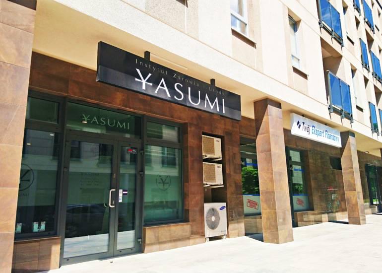 Wizyta w Instytucie Zdrowia i Urody Yasumi dzięki portalowi Prezent Marzeń