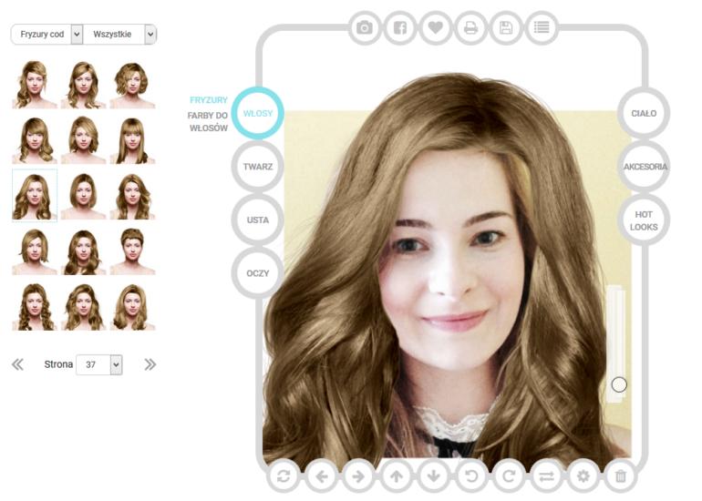 Aplikacje ułatwiające metamorfozę makijażu i fryzury