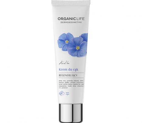 Organic Life Krem do rąk regenerujący