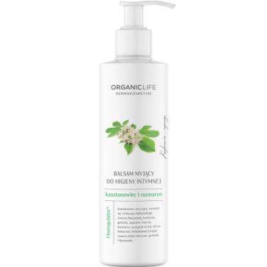 Organic Life Balsam myjący do higieny intymnej kasztanowiec i rozmaryn