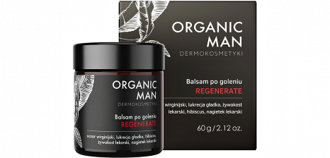 Organic Life Balsam po goleniu Organic Man