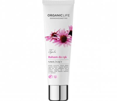 Organic Life Balsam do rąk nawilżający