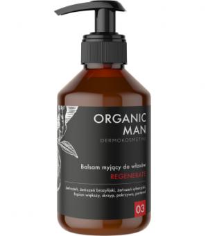 Organic Life Balsam myjący do włosów Organic Man