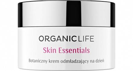 Organic Life Botaniczny krem odmładzający na dzień Skin Essentials