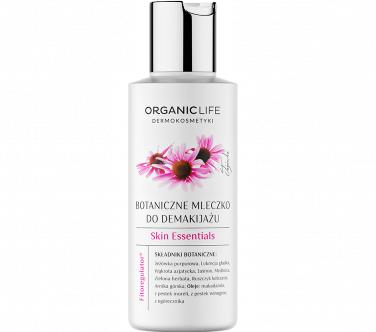 Organic Life Mleczko do demakijażu odmładzające Skin Essentials