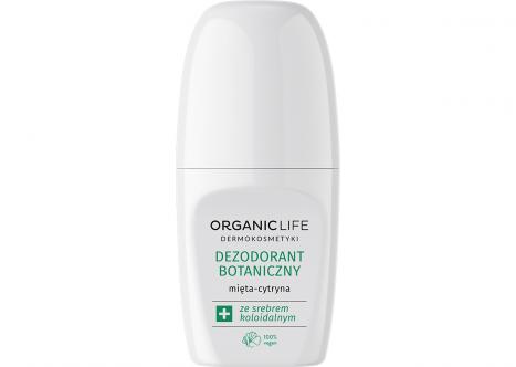 Organic Life Dezodorant botaniczny mięta-cytryna