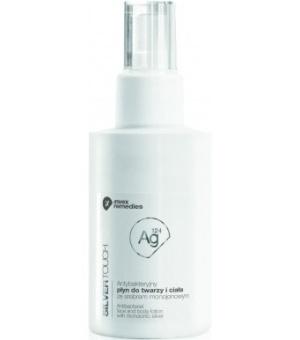 Invex Remedies Antybakteryjny płyn do twarzy i ciała Ag 124