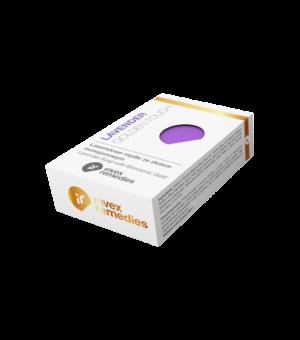 Invex Remedies Lawendowe mydło ze złotem monojonowym Au