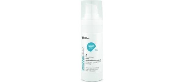 Invex Remedies Przeciwzmarszczkowo-odżywczy krem na noc z krzemem organicznym i miedzią SILOR+B+Cu