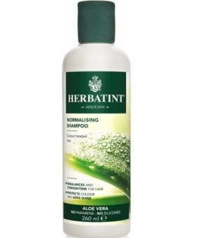 Herbatint, Aloesowy szampon normalizujący