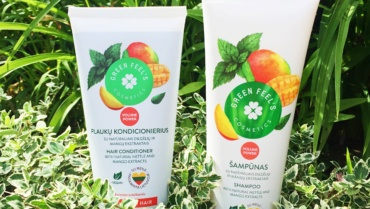 Green Feel's – apetycznie pachnące kosmetyki naturalne z Litwy
