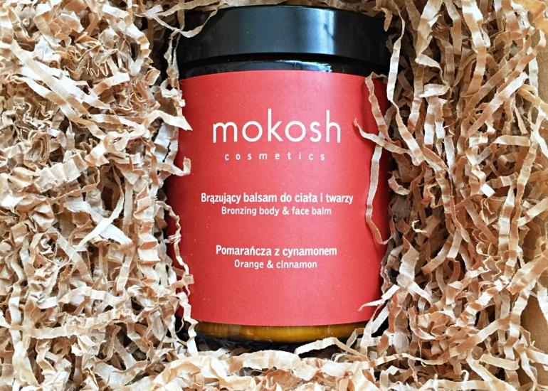 Mokosh, Brązujący balsam do ciała i twarzy – Pomarańcza z cynamonem