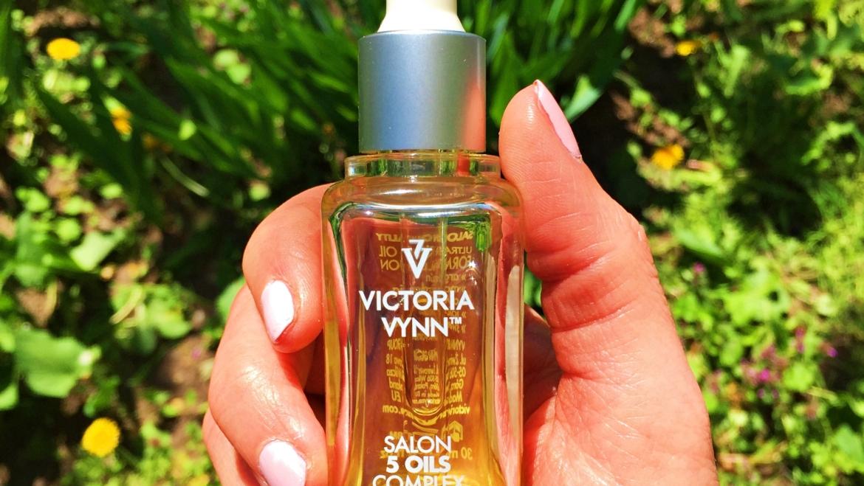 Victoria Vynn, 5 Oils Complex – Oliwka do pielęgnacji skórek i paznokci