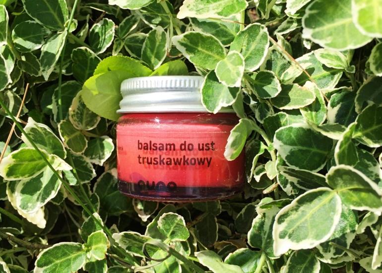 Auna, Balsam do ust – truskawkowy