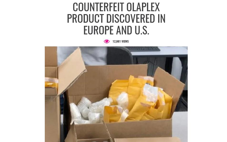 podróbki Olaplex