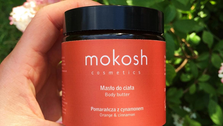 Mokosh, Masło do ciała Pomarańcza z cynamonem