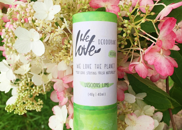 We Love The Planet, Dezodorant w sztyfcie Luscious Lime