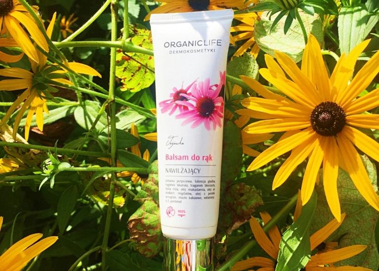 Organic Life, Balsam do rąk nawilżający